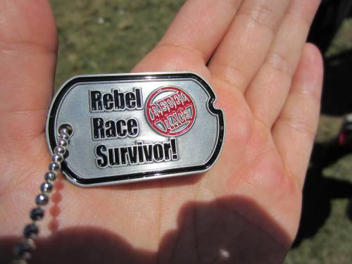 Rebel Race Survivor